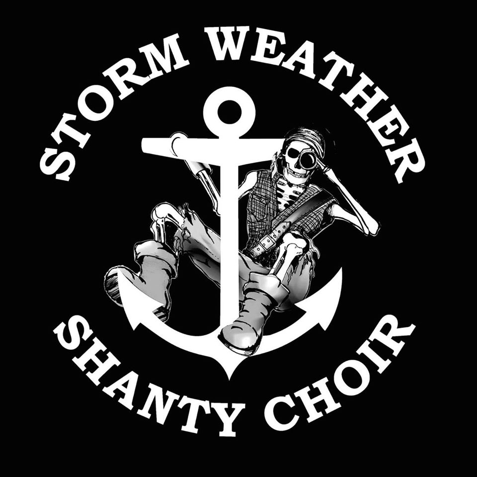 Storm Weather Shanty Choir - Logo
